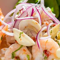 Ceviche Festival with Villa Peruvian Restaurant