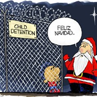 Claytoon of the Day: Feliz Navidad