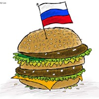 Claytoon of the Day: Junk Food Traitor