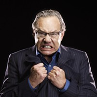 Laughing Stock: Lewis Black's Favorite Tucson Ranter