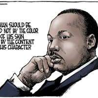 Cartoon of the Day: MLK Day