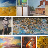 Southwest Character - an art exhibition and reception