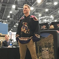 Tucson Roadrunners Unveil Kachina-Themed Jerseys