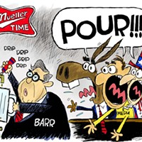 Claytoon of the Day: Mueller Time