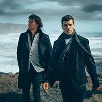 "For King & Country's ""burn the ships"" World tour"
