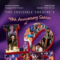 Invisible Theatre Season Preview