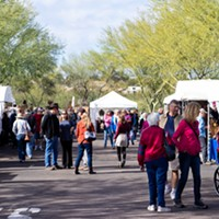 Holiday Festival of the Arts & Oro Valley Tree Lighting