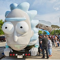 The Rickmobile is Coming to Town