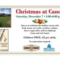 Christmas at Canoa