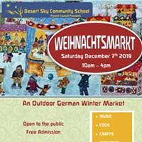 10th Annual Weihnachtsmarkt!