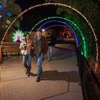 Celebrate Ugly Sweater Night this Friday at Reid Park Zoo