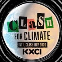 KXCI Celebrates International Clash Day