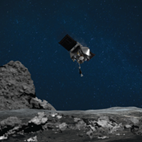 OSIRIS-REx Asteroid Sample Collection Set for October 20