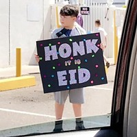 COVID-19 can't stop Muslims from celebrating Eid – with some tweaks