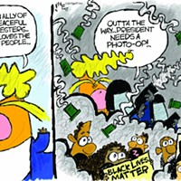 Claytoonz: Trump Is A Gas Gas Gas