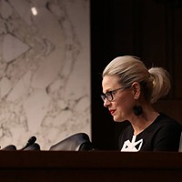 Sinema pushes Wolf on damage from border wall; Wolf cites security
