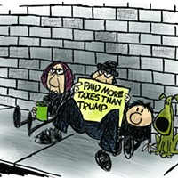 Claytoonz: Paid More Than Trump