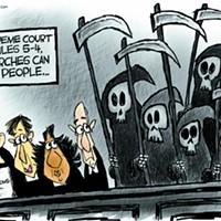 Claytoonz: Grim SCOTUS