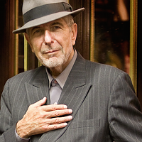 People Who Died: Leonard Cohen by Howe Gelb