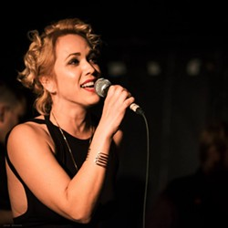 Don't miss Katie Haverly's record-release party at Club Congress on Friday night.