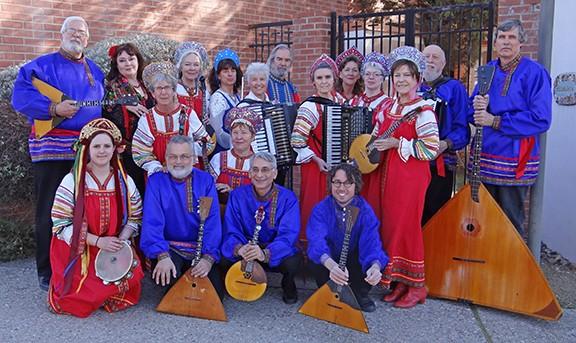 Arizona Balalaika Orchestra - COURTESY