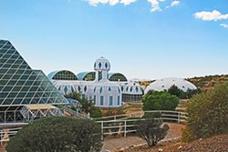 The University of Arizona's Biosphere 2 Research Center