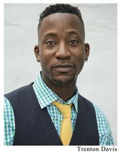 Trenton Davis headlines four shows at Laff's March 16 and 17.