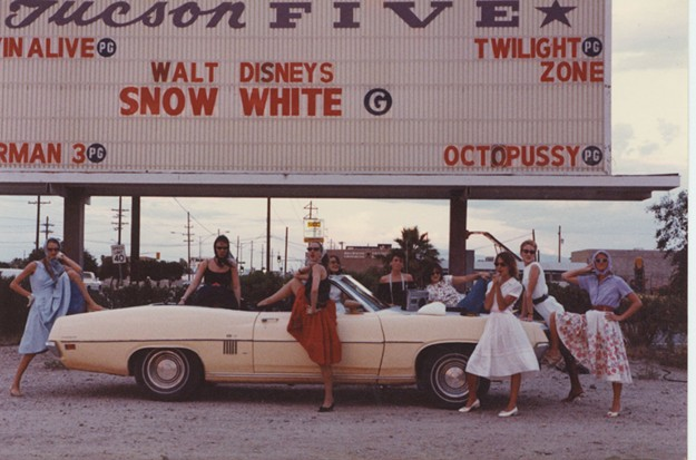 A fashion photoshoot from 1983. - BUFFALO EXCHANGE