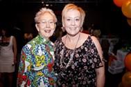 Kerstin and Rebecca Block during Buffalo's 40th anniversary celebration. - BUFFALO EXCHANGE