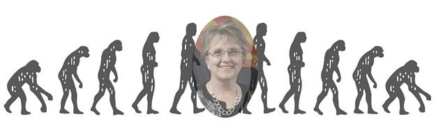 Diane Douglas Devolving