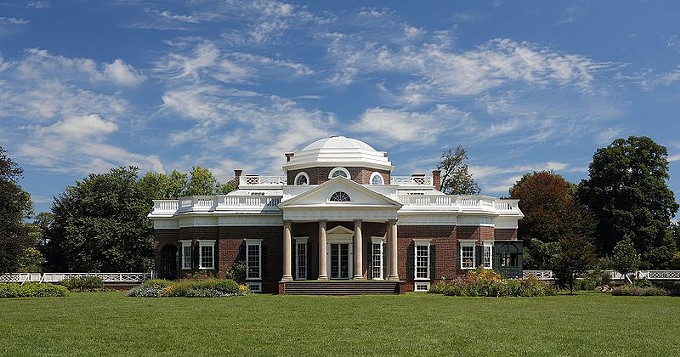 MONTICELLO, COURTESY OF WIKIPEDIA