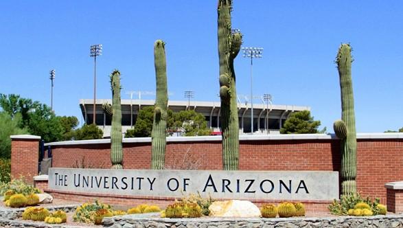 The University of Arizona - COURTESY