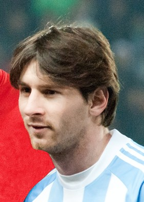 Argentinian forward Lionel Messi is out of the World Cup, along with 24 of the 32 qualifying nations.