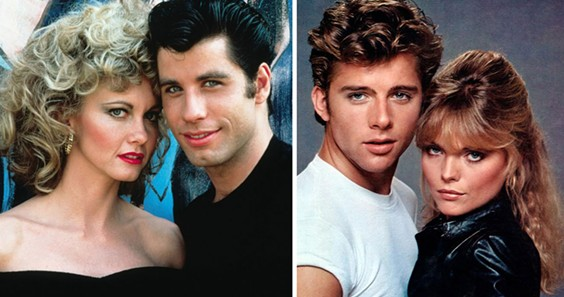Grease 1 and 2 - COURTESY