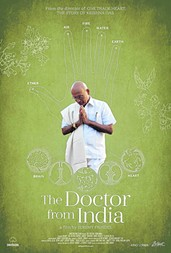The Doctor From India. - COURTESY