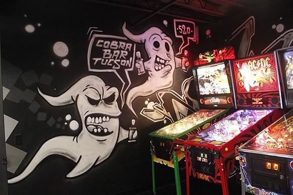 Cobra Arcade - COURTESY