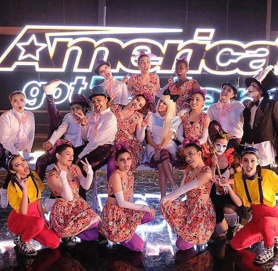 Sahuarita Dance Team on America's Got Talent Tomorrow! | Tucson Weekly