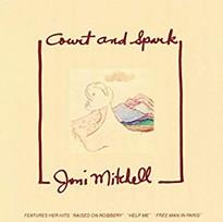 Joni Mitchell - Court & Spark - COURTESY
