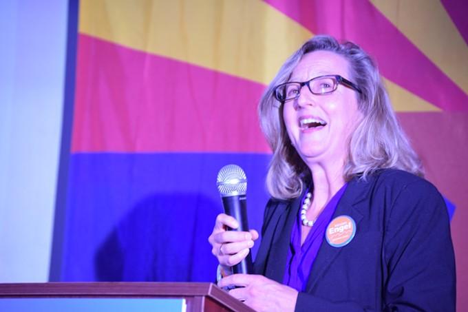 Incumbent Kirsten Engel keeps her seat in LD 10 - DANYELLE KHMARA