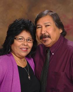 Sally-Ann-husband Luis Gonzales - COURTESY PHOTO