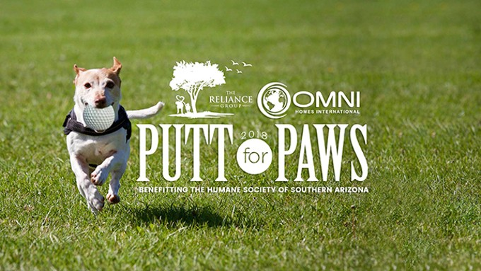 Putt for Paws - COURTESY