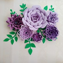 Giant paper flower making workshop at craft revolt the range the click image aliexpress mightylinksfo