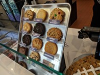 Cookie options at Insomnia Cookies - ANISSA SPRECHER