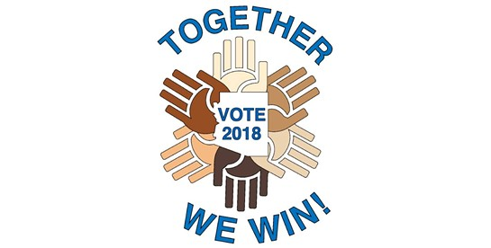 Visit the Rialto Theatre on Sunday, Sept. 23 - TOGETHER WE WIN!
