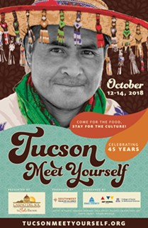 Tucson Meet Yourself will run from Oct. 12 to Oct. 14. - COURTESY OF STEVEN MECKLER
