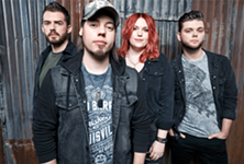 Metal Fest XIV featuring Broken. - COURTESY