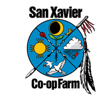 PHOTO COURTESY OF THE SAN XAVIER CO-OP FARM