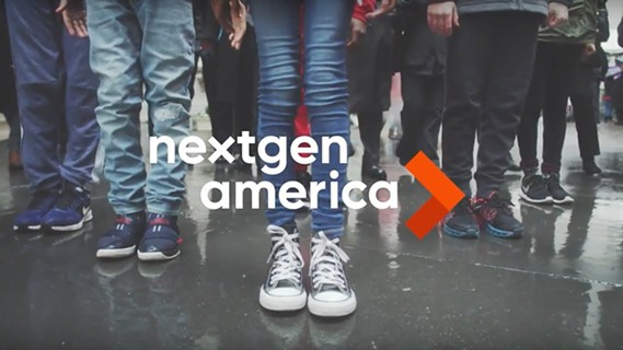 NextGen works to fight political issues such as climate change, gun violence, equal rights and affordable healthcare for all. - NEXTGEN AMERICA