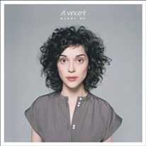 St. Vincent - COURTESY