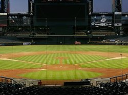 Chase Field - COURTESY